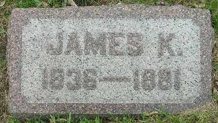 ISH, JAMES KERR - Douglas County, Nebraska   JAMES KERR ISH - Nebraska Gravestone Photos