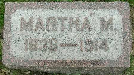 COOK ISH, MARTHA M. - Douglas County, Nebraska | MARTHA M. COOK ISH - Nebraska Gravestone Photos