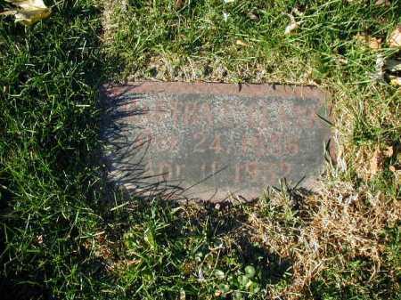 CLARK JACOBS, MARTHA E. - Douglas County, Nebraska | MARTHA E. CLARK JACOBS - Nebraska Gravestone Photos