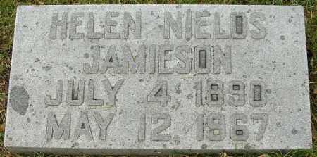 NIELDS JAMIESON, HELEN - Douglas County, Nebraska | HELEN NIELDS JAMIESON - Nebraska Gravestone Photos