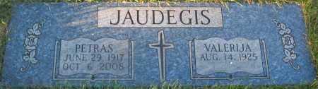 JAUDEGIS, PETRAS - Douglas County, Nebraska | PETRAS JAUDEGIS - Nebraska Gravestone Photos
