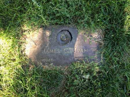 JIM, UPAH - Douglas County, Nebraska | UPAH JIM - Nebraska Gravestone Photos