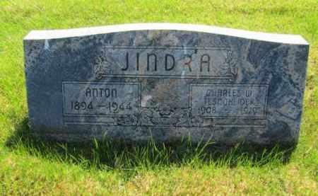 JINDRA, ANTON - Douglas County, Nebraska | ANTON JINDRA - Nebraska Gravestone Photos