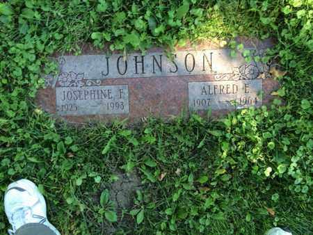 JOHNSON, ALFRED - Douglas County, Nebraska | ALFRED JOHNSON - Nebraska Gravestone Photos