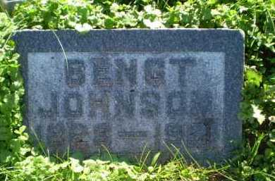 JOHNSON, BENGT - Douglas County, Nebraska   BENGT JOHNSON - Nebraska Gravestone Photos