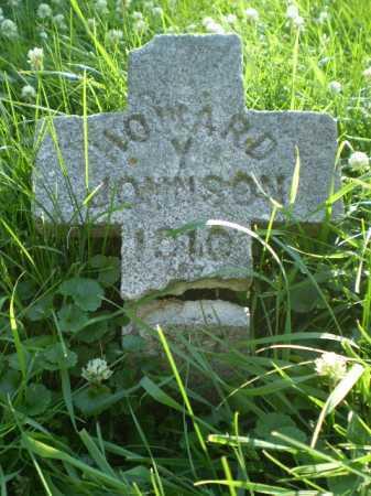 JOHNSON, HOWARD Y - Douglas County, Nebraska   HOWARD Y JOHNSON - Nebraska Gravestone Photos