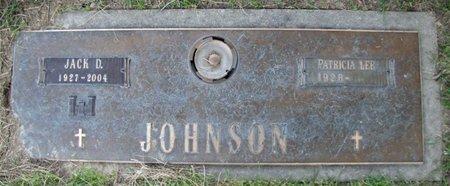 JOHNSON, PATRICIA LEE - Douglas County, Nebraska   PATRICIA LEE JOHNSON - Nebraska Gravestone Photos