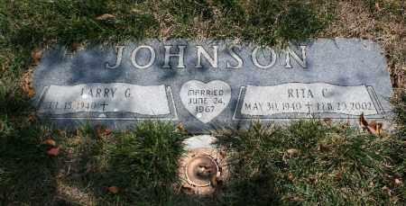JOHNSON, RITA C. - Douglas County, Nebraska | RITA C. JOHNSON - Nebraska Gravestone Photos