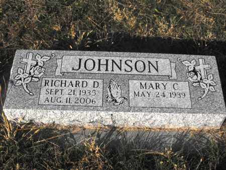 JOHNSON, MARY - Douglas County, Nebraska | MARY JOHNSON - Nebraska Gravestone Photos