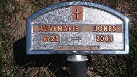 JONES, ROSEMARIE - Douglas County, Nebraska | ROSEMARIE JONES - Nebraska Gravestone Photos