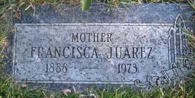 JUAREZ, FRANCISCA - Douglas County, Nebraska | FRANCISCA JUAREZ - Nebraska Gravestone Photos