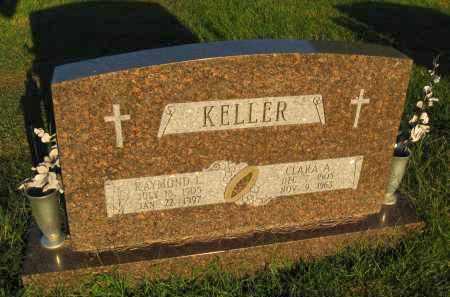 KELLER, RAYMOND L. - Douglas County, Nebraska   RAYMOND L. KELLER - Nebraska Gravestone Photos