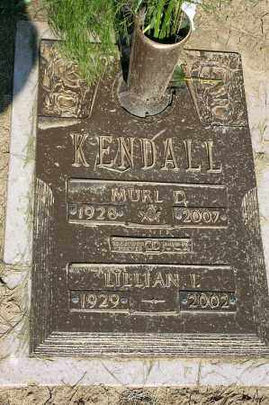 KENDALL, LILLIAN I - Douglas County, Nebraska | LILLIAN I KENDALL - Nebraska Gravestone Photos