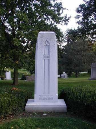 KIEWIT, FAMILY - Douglas County, Nebraska | FAMILY KIEWIT - Nebraska Gravestone Photos