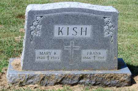 KISH, MARY - Douglas County, Nebraska | MARY KISH - Nebraska Gravestone Photos