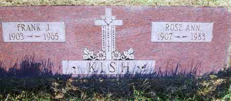 KISH, ROSE ANN - Douglas County, Nebraska | ROSE ANN KISH - Nebraska Gravestone Photos