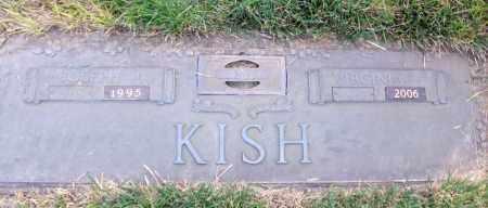 JONES KISH, VIRGINIA C - Douglas County, Nebraska | VIRGINIA C JONES KISH - Nebraska Gravestone Photos