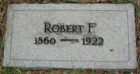 KLOKE, ROBERT F. - Douglas County, Nebraska | ROBERT F. KLOKE - Nebraska Gravestone Photos