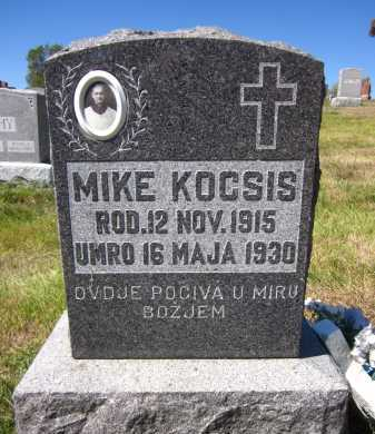 KOCSIS, MIKE - Douglas County, Nebraska | MIKE KOCSIS - Nebraska Gravestone Photos