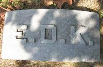 DAVIS KOUNTZE, ELIZABETH - Douglas County, Nebraska | ELIZABETH DAVIS KOUNTZE - Nebraska Gravestone Photos