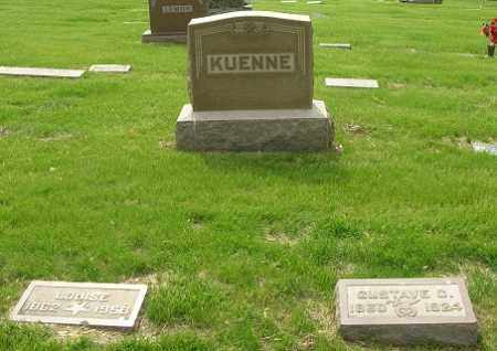 KUENNE, LOUISA - Douglas County, Nebraska | LOUISA KUENNE - Nebraska Gravestone Photos