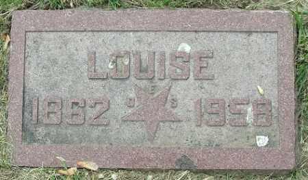 SCHREKENSTEIN KUENNE, LOUISA - Douglas County, Nebraska | LOUISA SCHREKENSTEIN KUENNE - Nebraska Gravestone Photos