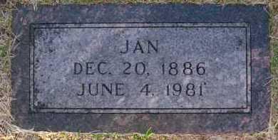 KULA, JAN - Douglas County, Nebraska   JAN KULA - Nebraska Gravestone Photos