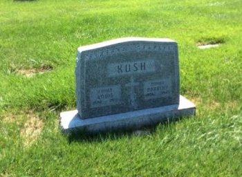 KUSH, DOROTHY - Douglas County, Nebraska   DOROTHY KUSH - Nebraska Gravestone Photos