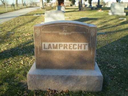 LAMPRECHT, FAMILY MARKER - Douglas County, Nebraska | FAMILY MARKER LAMPRECHT - Nebraska Gravestone Photos
