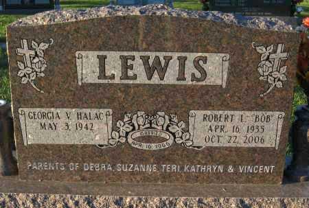 LEWIS, ROBERT L. - Douglas County, Nebraska | ROBERT L. LEWIS - Nebraska Gravestone Photos