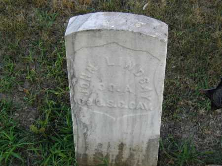 LINDSEY, JOHN - Douglas County, Nebraska | JOHN LINDSEY - Nebraska Gravestone Photos