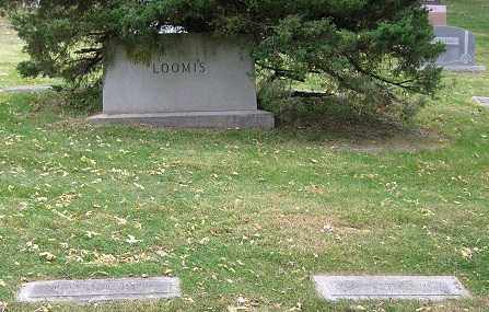 LOOMIS, FAMILY - Douglas County, Nebraska | FAMILY LOOMIS - Nebraska Gravestone Photos
