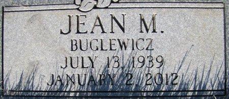 LORENCE, JEAN M. (CLOSE UP) - Douglas County, Nebraska | JEAN M. (CLOSE UP) LORENCE - Nebraska Gravestone Photos