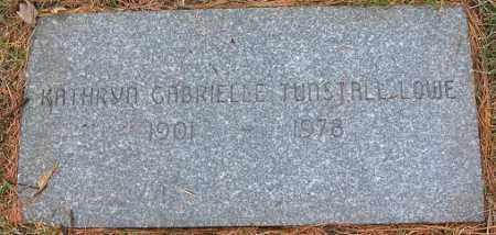 LOWE, KATHRYN GABRIELLE - Douglas County, Nebraska | KATHRYN GABRIELLE LOWE - Nebraska Gravestone Photos