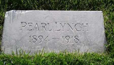 LYNCH, PEARL - Douglas County, Nebraska | PEARL LYNCH - Nebraska Gravestone Photos