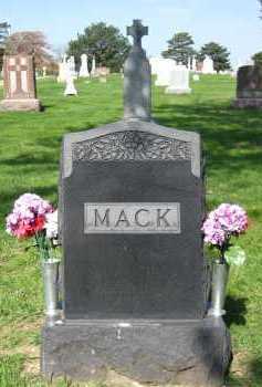 MACK, FAMILY - Douglas County, Nebraska | FAMILY MACK - Nebraska Gravestone Photos