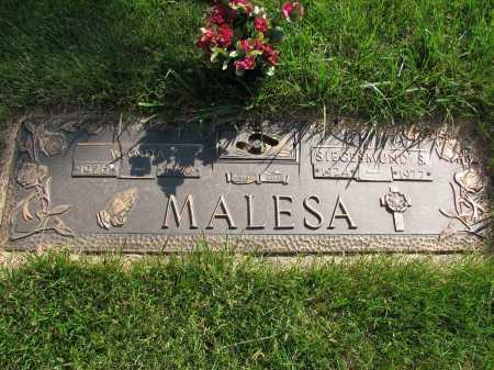 MALESA, WANDA - Douglas County, Nebraska | WANDA MALESA - Nebraska Gravestone Photos