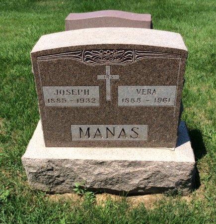 MANAS, JOSEPH - Douglas County, Nebraska | JOSEPH MANAS - Nebraska Gravestone Photos