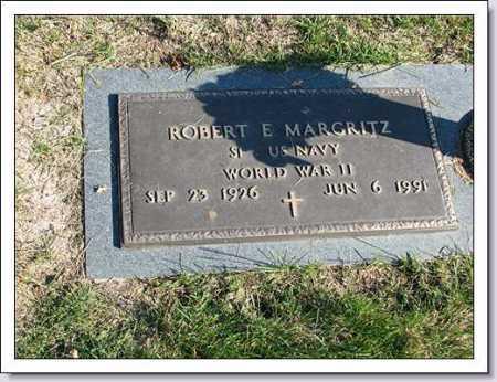 MARGRITZ, ROBERT EARL - Douglas County, Nebraska   ROBERT EARL MARGRITZ - Nebraska Gravestone Photos