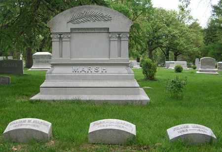 MARSH, FLORA - Douglas County, Nebraska | FLORA MARSH - Nebraska Gravestone Photos