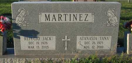 MARTINEZ, REFUGIO - Douglas County, Nebraska | REFUGIO MARTINEZ - Nebraska Gravestone Photos