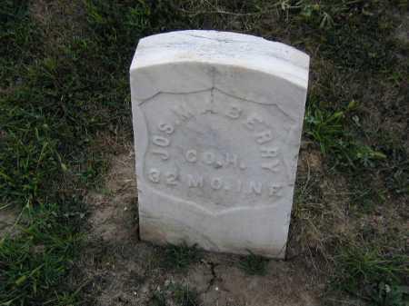 MAYBERRY, JOS. - Douglas County, Nebraska | JOS. MAYBERRY - Nebraska Gravestone Photos