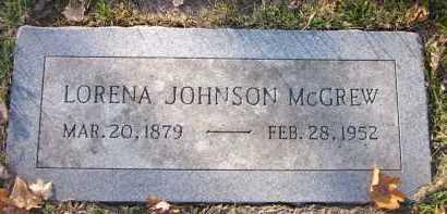 MC GREW, LORENA - Douglas County, Nebraska | LORENA MC GREW - Nebraska Gravestone Photos