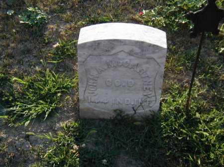 MC CARTNEY, JOHN A. - Douglas County, Nebraska | JOHN A. MC CARTNEY - Nebraska Gravestone Photos