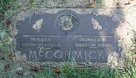 MC CORMICK, NOREEN - Douglas County, Nebraska | NOREEN MC CORMICK - Nebraska Gravestone Photos
