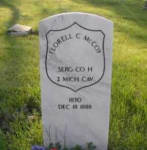 MC COY, FLORELL C - Douglas County, Nebraska   FLORELL C MC COY - Nebraska Gravestone Photos