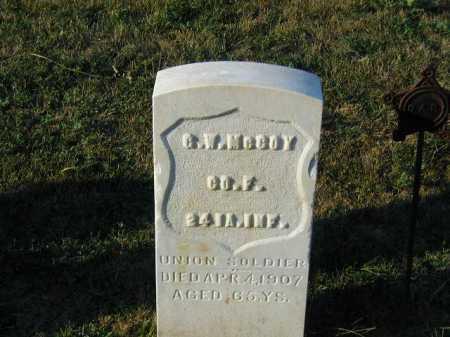 MC COY, G. W. - Douglas County, Nebraska | G. W. MC COY - Nebraska Gravestone Photos