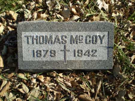 MC COY, THOMAS - Douglas County, Nebraska | THOMAS MC COY - Nebraska Gravestone Photos