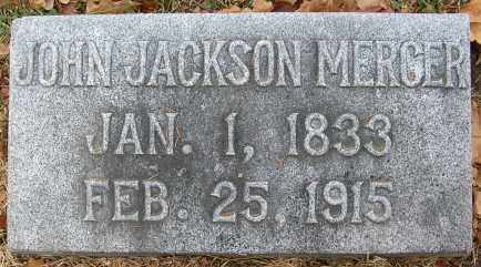 MERCER, JOHN JACKSON - Douglas County, Nebraska | JOHN JACKSON MERCER - Nebraska Gravestone Photos