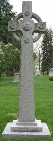 MERRIAM, NATHAN - Douglas County, Nebraska | NATHAN MERRIAM - Nebraska Gravestone Photos